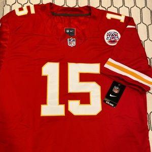 Kansas City Chiefs Jersey - Mahomes